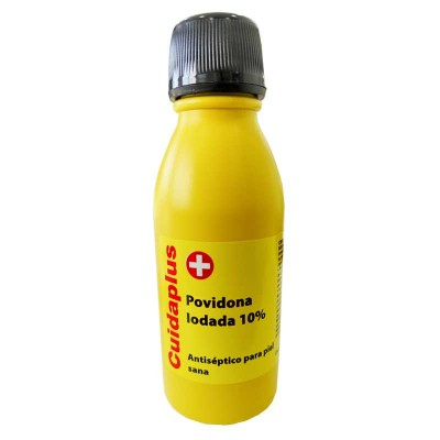 Cuidaplus Povidona Iodada 10% 125 ml