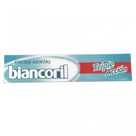 Biancoril Dentífrico triple acción 75ml
