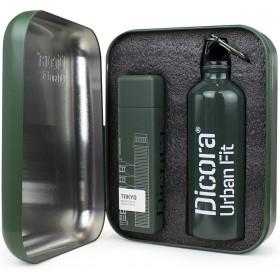 Dicora Urban Fit Box Tokyo Edt 100ml + sport bottle 500ml