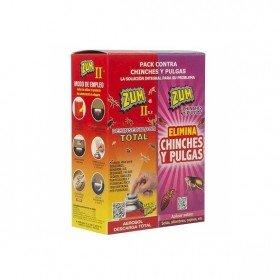 ZUM desinfectante contra chinches y pulgas descarga total 300ml
