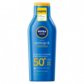 Nivea Protección solar +50 muy alta 400ml