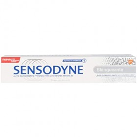 Sensodyne Pasta de dientes blanqueante 75ml