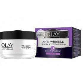 OLAY Crema de noche anti arrugas y línea de expresión 50 ml