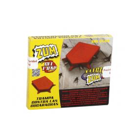 ZUM Trampa para cucarachas sin olor