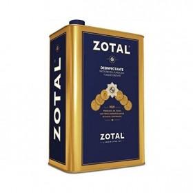 Zotal-D Desifectante, desodorizante y fungicida