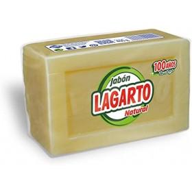 Lagarto pastilla de jabón natural 400gr