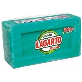 Lagarto jabón verde natural en pastilla 250gr