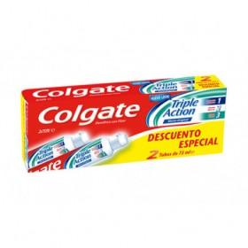 Colgate Pasta dental Triple Action 2x75ml
