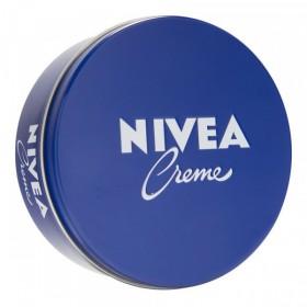 Nivea Crema hidratante en lata azul 250ml