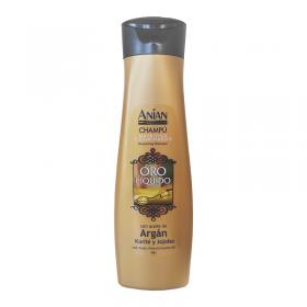Anian Champú Oro Líquido con aceite de argán 400ml