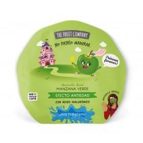 The Fruit Company Mascarilla Facial Manzana Verde antiedad 25ml