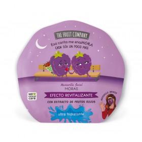 The Fruit Company Mascarilla Facial Moras Revitalizante 25ml