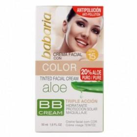 Babaria BB-Cream Aloe Vera SPF15 50ml