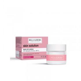 Bella Aurora Hydra Rich Solution. Hidratante intensiva de día 50ml