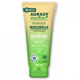 Agrado Mascarilla Pro Nutrición cabellos secos y quebradizos 200ml