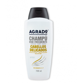 Agrado Champú para cabellos delicados 750 ml