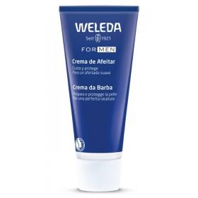 Weleda for men Crema de afeitado 75ml