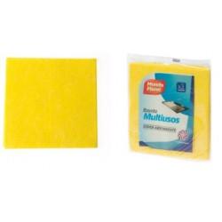 Bayeta amarilla multiusos. Caja 45 uds