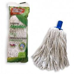 Mundo Floral Fregona económica de hilos de algodón