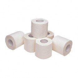 Papel higiénico doméstico doble capa suave. Fardo 108 rollos
