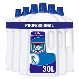 Pack 6 botellas de viakal para limpieza de cocinas y baños.