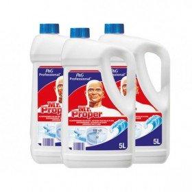 Don Limpio para baños 5 litros. Caja 3 uds