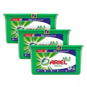 Detergente de lavadora Ariel pods regular 3x35 cápsulas
