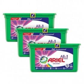 Detergente de lavadora Ariel Pods ropa de color 3x35 cápsulas