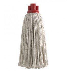 Fregona de algodón crudo 250 gramos