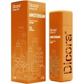 Colonia Dicora Urban Fit Amsterdam para hombres 100 ml
