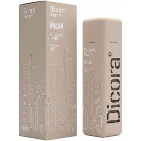 Colonia Dicora Urban Fit para mujer Milán 100 ml