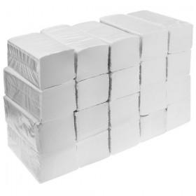 Papel toallas secamanos forma Zig Zag. Caja 3.000 uds