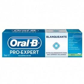 Pasta de dientes Oral-B Pro Expert blanqueante 75ml