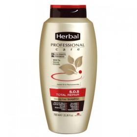 Herbal Professional Care champú Total Repair 750 ml