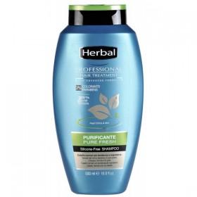 Herbal Professional champú purificante 500 ml