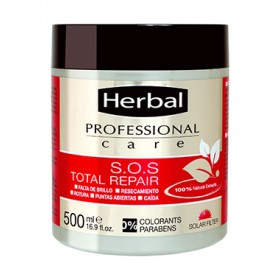 Herbal Professional Care mascarilla total repair 500 ml