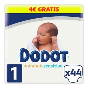 dodot sensitive talla 1