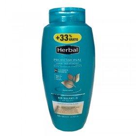 Herbal Professional Hair champú sin sulfatos 665 ml