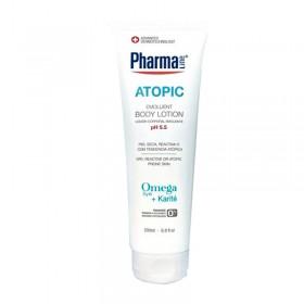 Pharmaline Crema body milk pieles atópicas tubo 200 ml