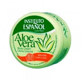 Tarro de crema Aloe Vera Instituto Español 400ml