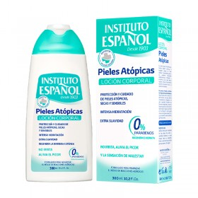 Loción corporal Pieles Atópicas Instituto Español 300 ml
