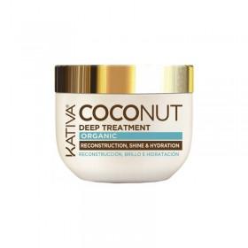 Kativa tratamiento intensivo mascarilla de coco 250 ml