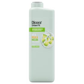 Dicora Urban Fit Gel de Baño Vitamina A Milk & Melon 750 ml