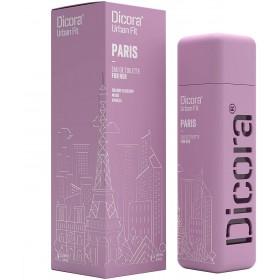 Colonia Dicora Urban Fit para mujer París 100 ml