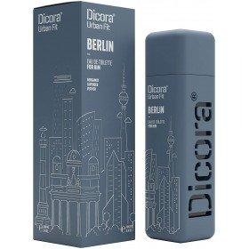 Colonia Dicora Urban Fit para hombre Berlín 100 ml