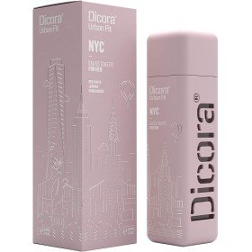 Colonia Dicora Urban Fit NYC para mujer 100 ml